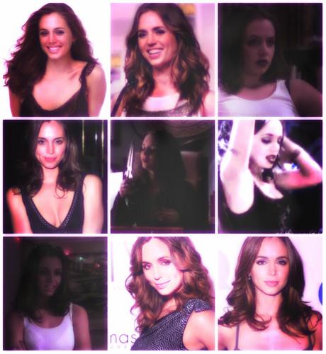 My Eliza Dushku Collage