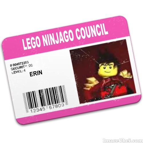 My ID (Erin)