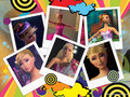 My Kristyn Farraday collage - barbie-movies fan art