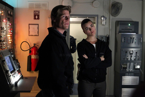 "NCIS 10x19 ""Squall"" episode stills"