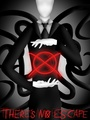 NO ESCAPE - the-slender-man fan art