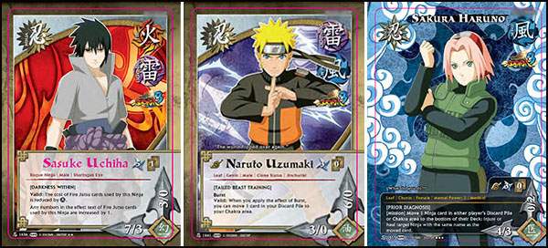 Naruto Card Scanner