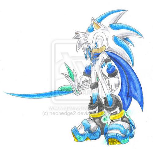 Neo Hedgehog 2