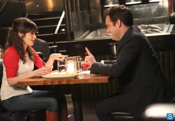 New Girl - Episode 2.21 - First data - Promotional foto