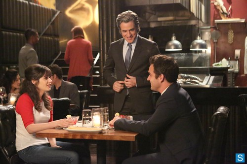 New Girl - Episode 2.21 - First tanggal - Promotional foto