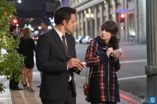 New Girl - Episode 2.21 - First encontro, data - Promotional fotografias