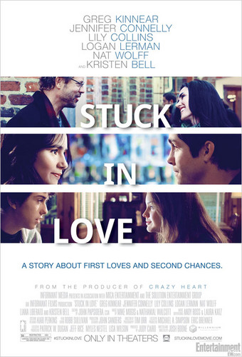 "New ""Stuck in Love"" poster [2013]"
