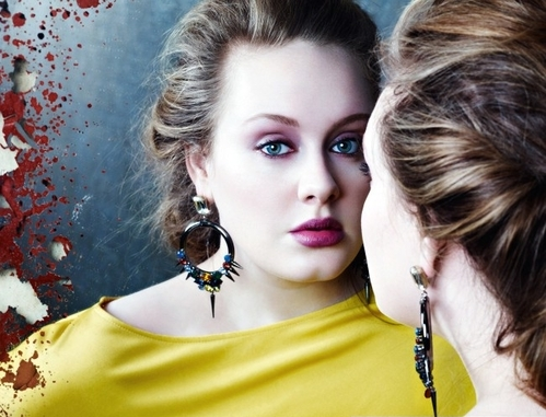 Adele Hintergrund containing a portrait entitled New outtakes Von Eric Traore