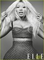Nicki - Elle Magazine (April 2013) - nicki-minaj photo