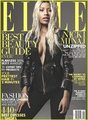 Nicki Minaj on the Cover of ELLE Magazine - nicki-minaj photo