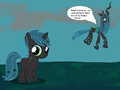 Nilea~Changeling Princess - my-little-pony-friendship-is-magic fan art