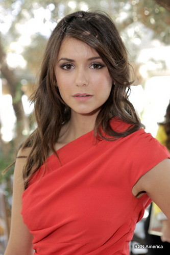 Nina Dobrev Attends The Hollywood Reporter And Jimmy Choo 秒 Annual 25 Most Powerful Stylists