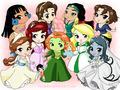 Non-Disney Heroines