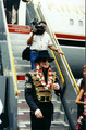 On Tour In Honolulu, Hawaii Backi In 1997 - michael-jackson photo