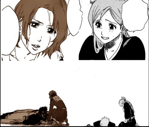 Orihime and Masaki