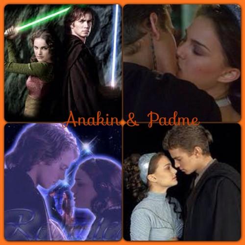 Padmé & Anakin <3