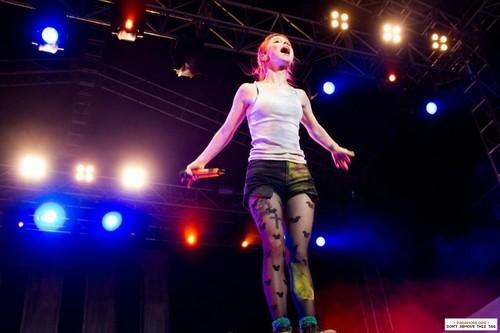 প্যারামোর live at Soundwave - Bonython Park, Adelaide, Australia 02032013