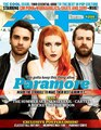 Paramore on the cover of the new issue of Alternative Press - paramore photo