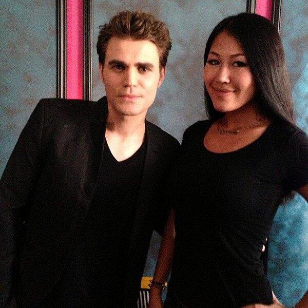 Paul in Shanghai