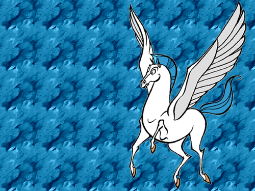 Pegasus wallpaper
