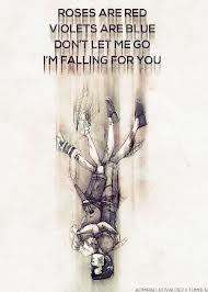 Percebeth falling