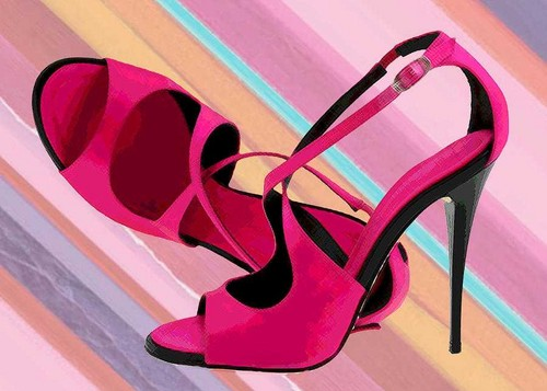 Pinky pink.....