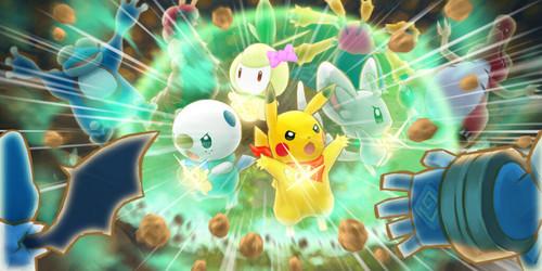 Pokemon gates to infinity work