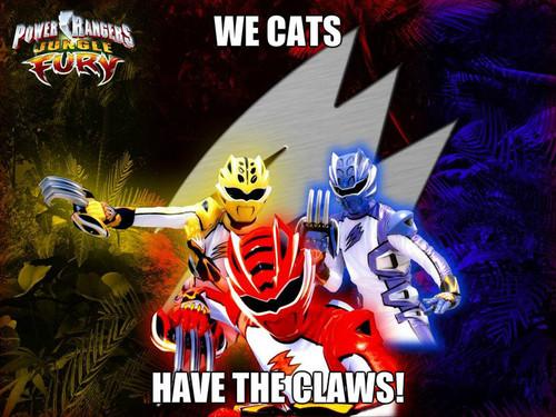 Power Rangers Jungle Fury meme