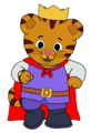 Prince Daniel Tiger - daniel-tigers-neighborhood fan art