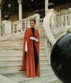 Princess Grace at the Monaco's Palace. - grace-kelly photo