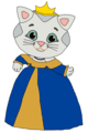 Princess Katerina Kittycat - daniel-tigers-neighborhood fan art