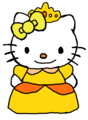 Princess Mimmy - hello-kitty fan art