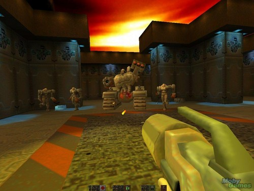 Quake II screenshot