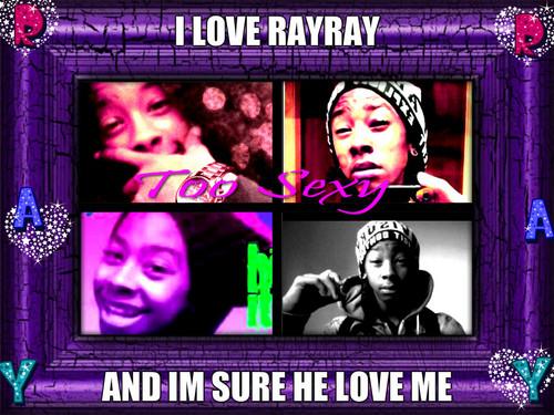 RAYRAY HIMSELF
