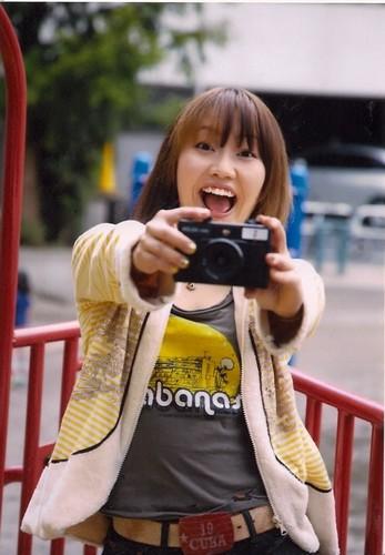 RMB: Asuka Sekine as Soi Fong