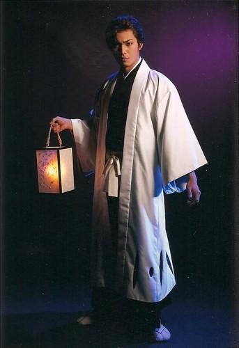 RMB: Kengo Ohkuchi as Sousuke Aizen