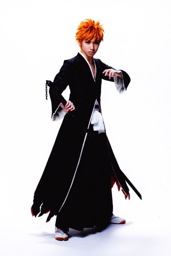 RMB: Kouhei Norizuki as Ichigo Kurosaki