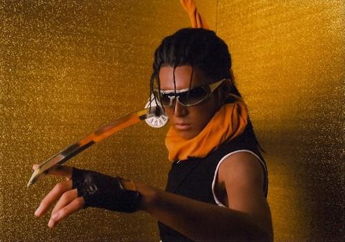 RMB: Masahiro Kuranuki as Kaname Tousen