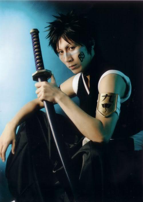 RMB: Naoya Gomoto as Shuuhei Hisagi