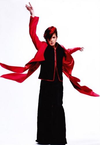 RMB: Shinya Niiro as Iruma