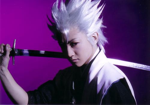 RMB The Live Bankai প্রদর্শনী Code 001 [Takashi Nagayama as Toshiro Hitsugaya]