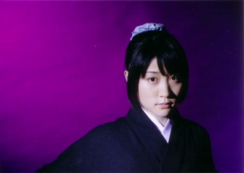 RMB The Live Bankai প্রদর্শনী Code 001 [Kumiko Saitou as Momo Hinamori]