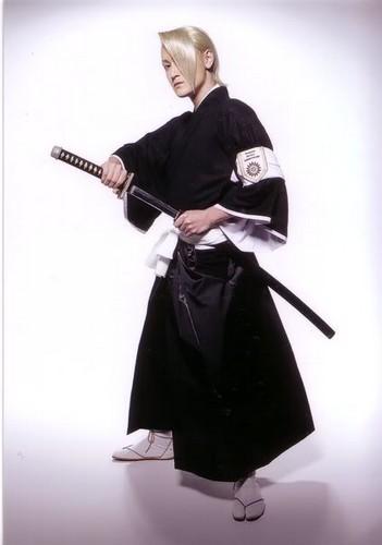 RMB The Live Bankai montrer Code 002 [Eiki Kitamura as Izuru Kira]