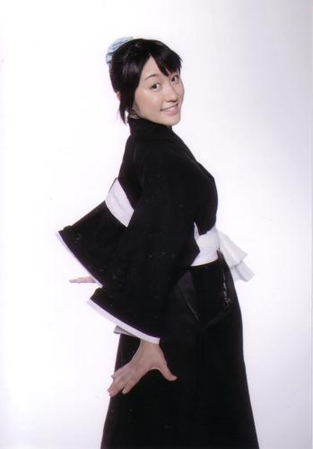 RMB The Live Bankai tunjuk Code 002 [Kumiko Saitou as Momo Hinamori]