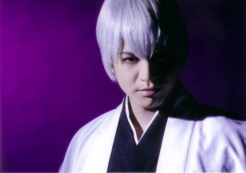RMB: Yuichi Tsuchiya as gin Ichimaru