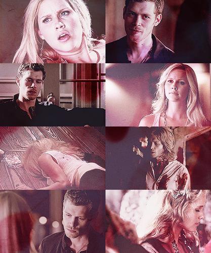 Rebekah & Klaus