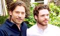 Ricahrd and Nikolaj