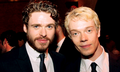 Richard and Alfie - richard-madden photo