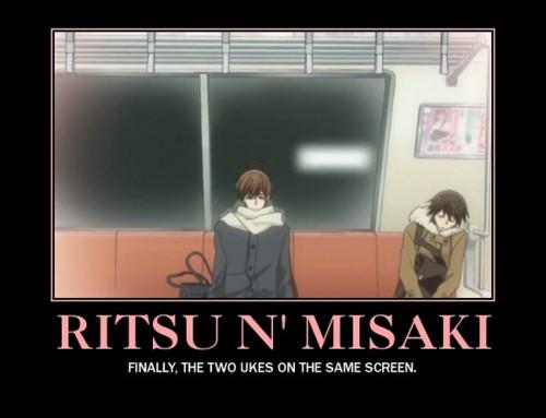 Ritsu N' Misaki