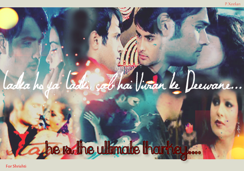 Madhubala- ek ishq ek junoon fond d'écran possibly with animé called Rk <3
